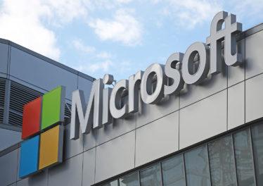 Microsoft Blockchain startup