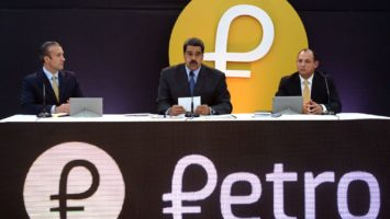 Nicolas Maduro Orders Top Bank to Make Petro Available to Public 1