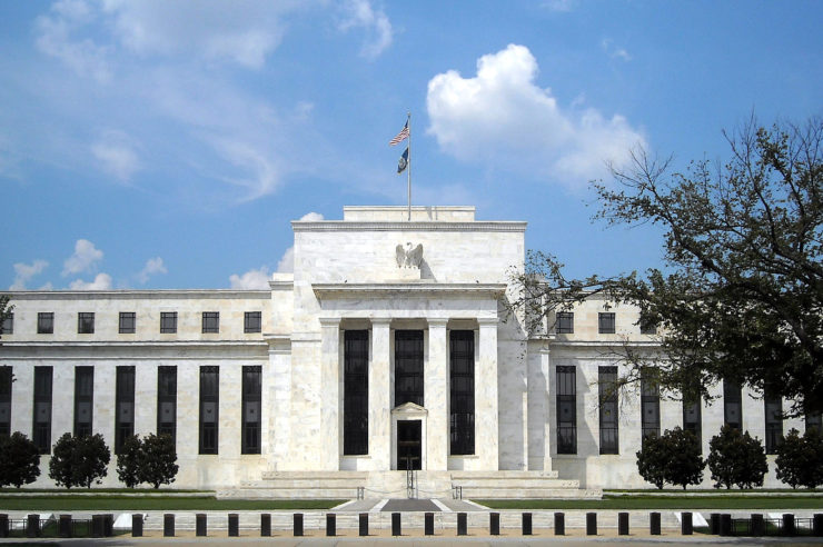 US FEDERAL RESERVE BY AgnosticPreachersKid