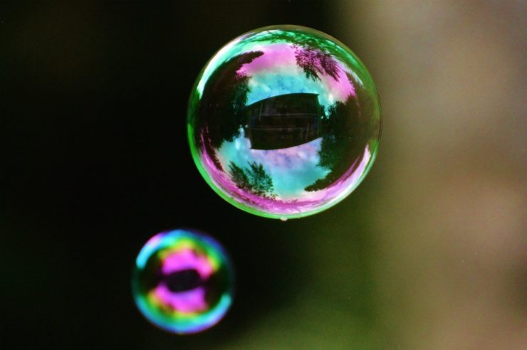 biggest bubbles